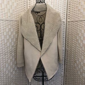 MADISON & LOLA faux shearing women Jacket (Size L